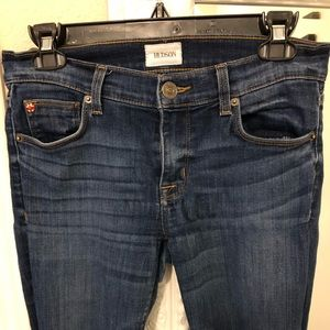 Hudson Jeans Size 26 stretch cropped